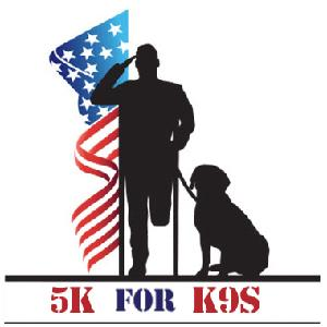 Come support K9s for Warriors on Veterans day by participating in the 5K for K9s or 1-mile fun run!